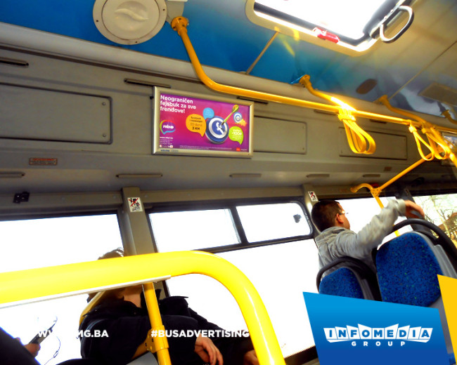 BUS Indoor Advertising – kampanje realizovane za mart 2016. godine