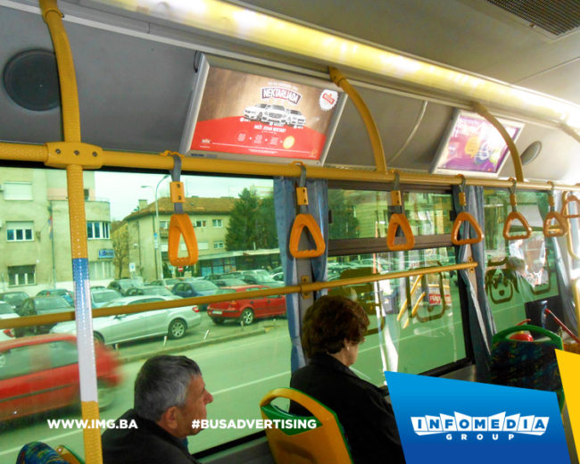 BUS Indoor Advertising – kampanje realizovane za april 2016. godine
