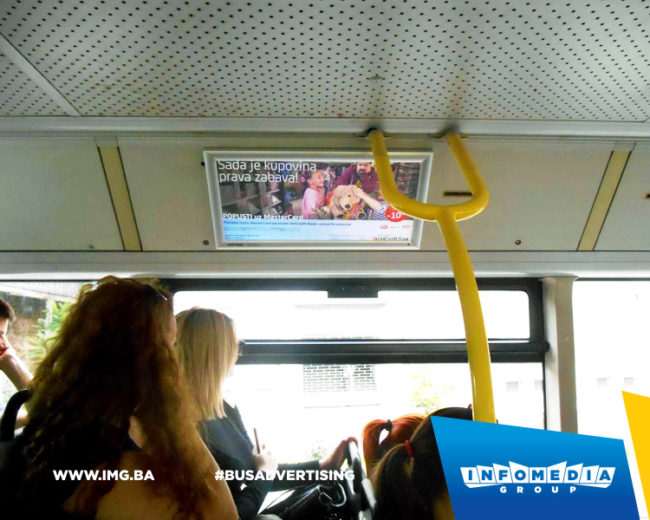 BUS Indoor Advertising – kampanje realizovane za jun 2016. godine