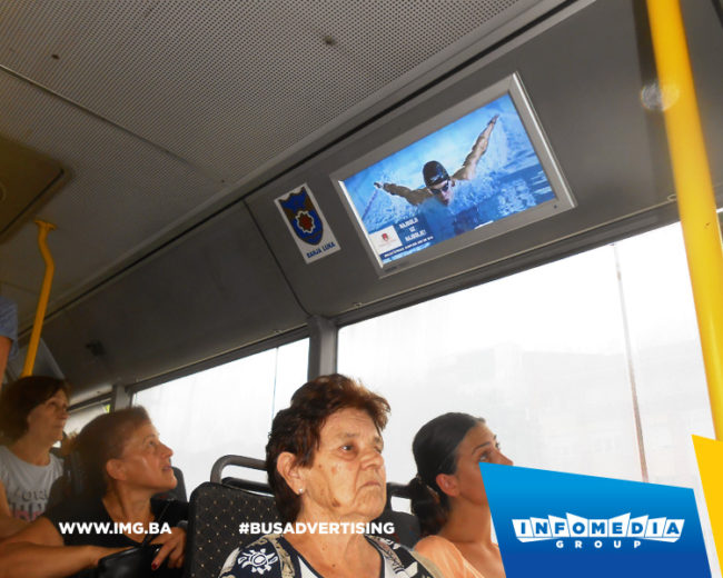 BUS Indoor Advertising – kampanje realizovane za avgust 2016. godine