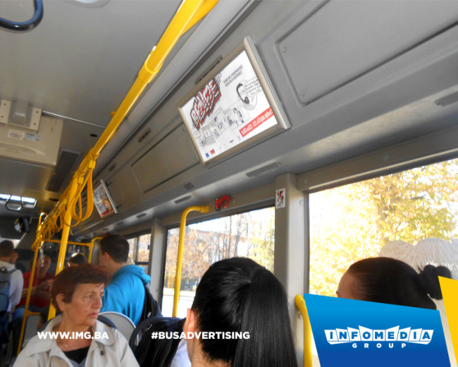 BUS Indoor Advertising – kampanje realizovane za novembar 2015. godine