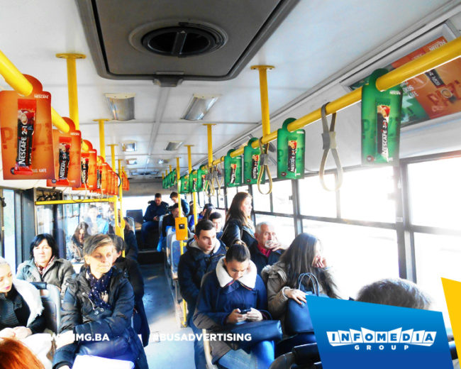 BUS Indoor Advertising – kampanje realizovane za decembar 2016. godine